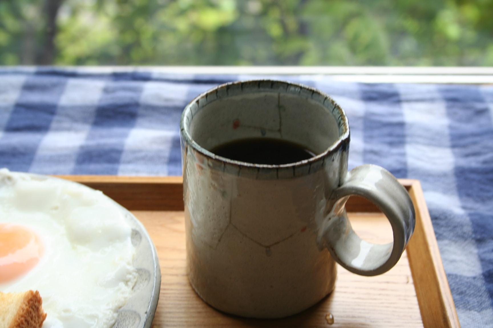 呉須巻マグカップ